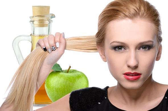 Аир с уксусом для волос