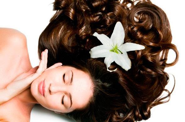 домашние процедуры для волос