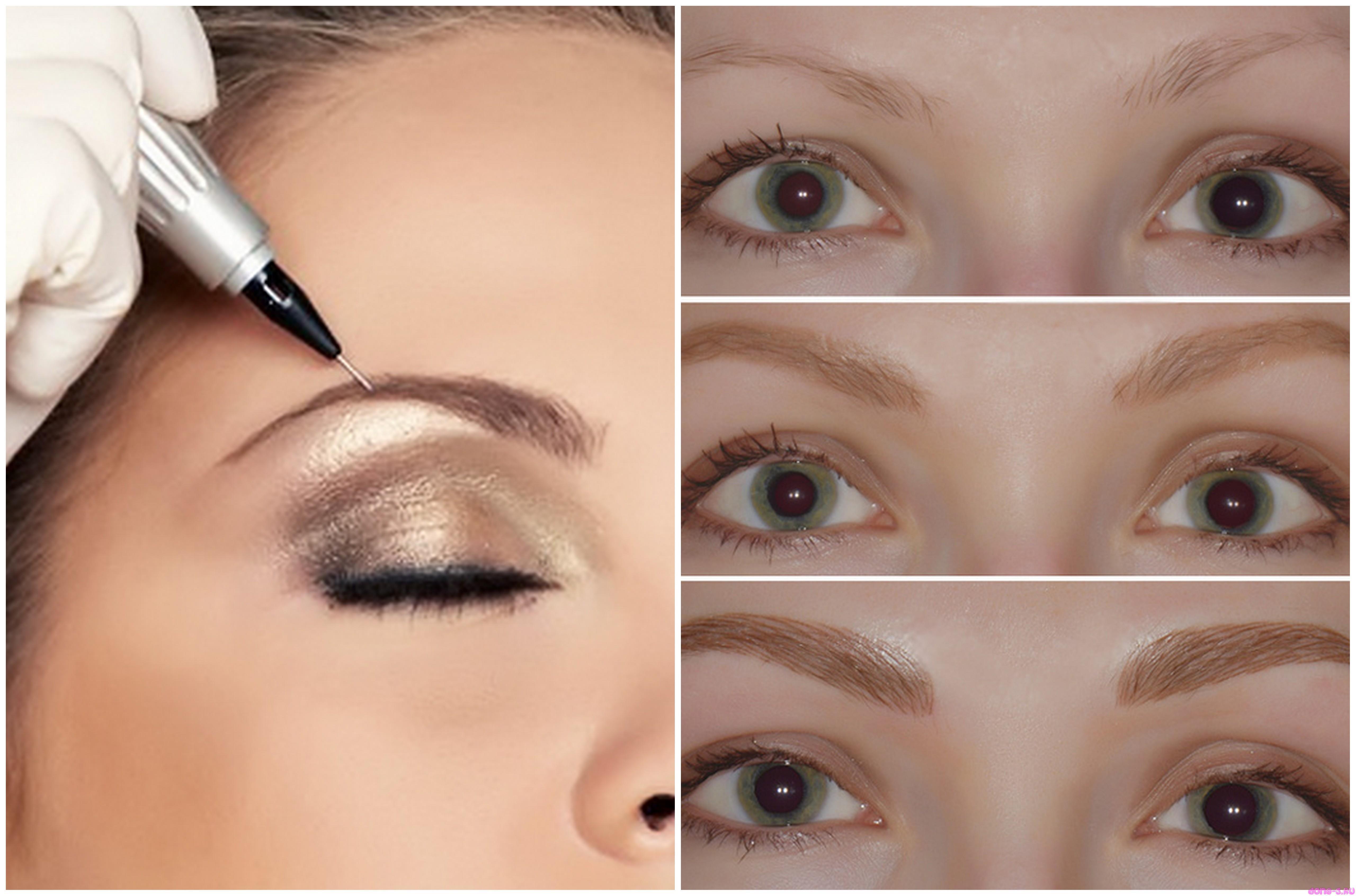 Татуаж, перманентный макияж, перманентный макияж 24