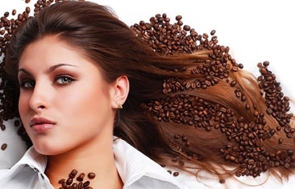 Рецепты домашних масок для волос с кофе