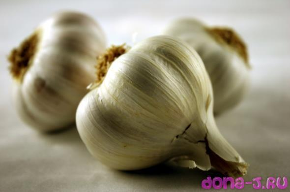 Лечебные свойства шампуня с чесноком для волос