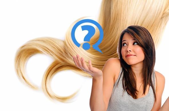Основные причины медленного роста волос