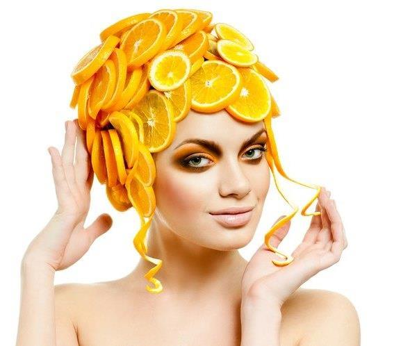 Маски для волос с овощами и фруктами