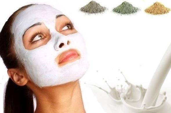 Маски для лица из кисломолочных изделий