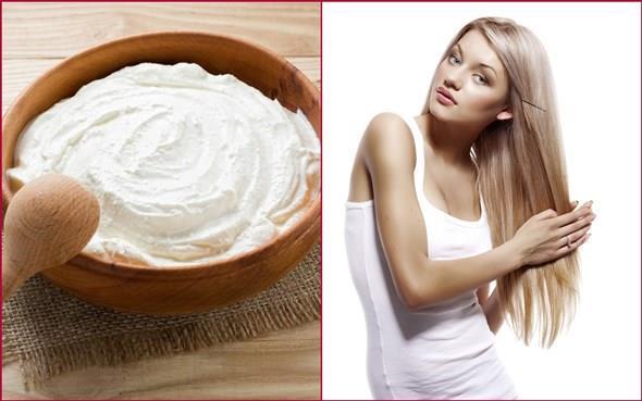 Маска для волос из сметаны рецепты
