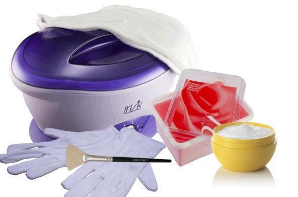 Парафин маски в домашних условиях