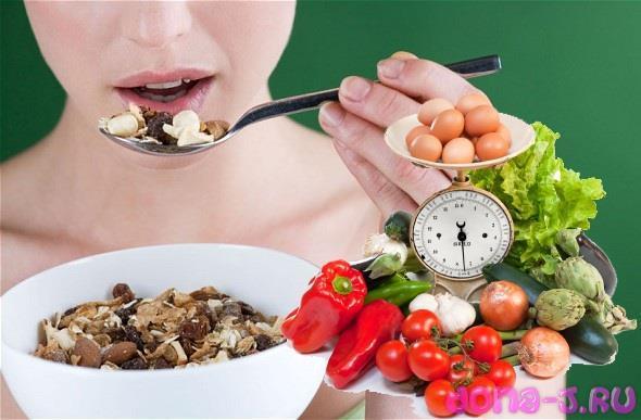 Как правильно посчитать количество калорий женщинам?