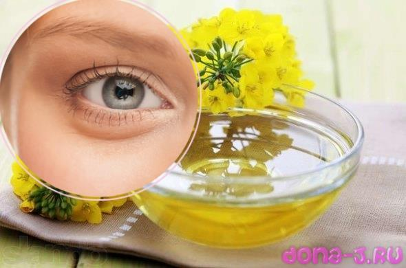 Касторовое масло как базовое средство для ухода за ресницами