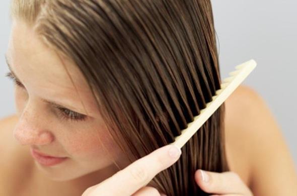 Аромарасчесывание для густоты волос