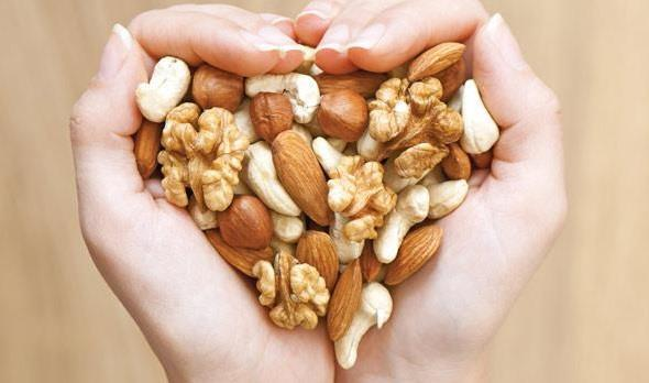 Главные принципы ореховой диеты