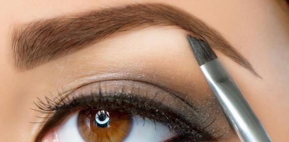 Окраска бровей хной - как пользоваться хной для бровей
