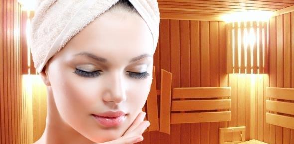 Маска для волос в бане с медом