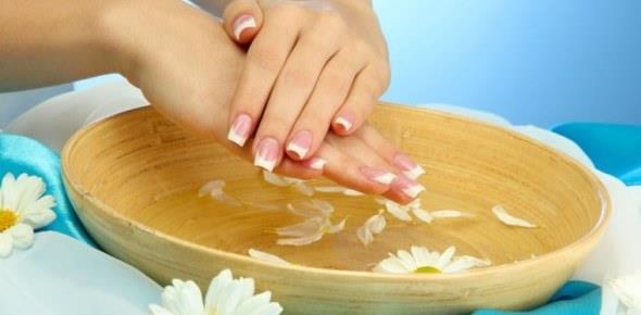 Ванночки солевые для рук